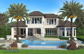 Vacation Home Plans Waterfront Modern Oceanfront House Plans