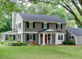 two story house makeover 9 house makeovers that are almost