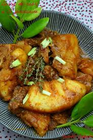 cabri massalé cuisine réunionnaise curry de cabri à la jamaïcaine karibo sakafo