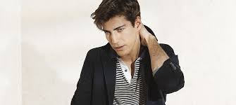 mens hair no part men s hairstyles the dishevelled look fashionbeans