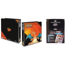 photo album pages for 3 ring binder ultra pro charizard 2 3 ring binder with 100 ultra pro