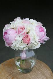 White Hydrangea Bouquet Peony Rose And Hydrangea Bridal Bouquet Stadium Flowers