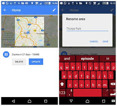 android offline maps how to use maps offline androidpit