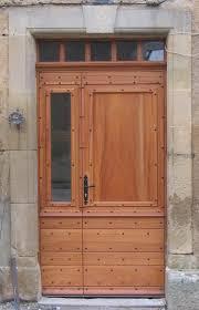 porte battant cuisine faire une porte sur mesure porte bois sur mesure albi fenêtre bois