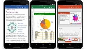 office app for android microsoft office apps land on android phones news opinion