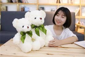 membuat id card suju 1pc 38cm super lovely exquisite small bear plush toy teddy bear