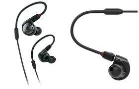 best black friday deals on audio technica headphones deal audio technica ath e40 in ear monitor headphones just 59 99