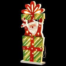 pre lit christmas gift boxes pre lit christmas yard decorations outdoor christmas decorations