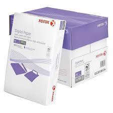 paper ream box xerox white a4 copier paper 5 ream pack 500 sheets per ream