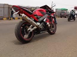 old honda cbr life with a superbike 14 manson u0027s honda cbr 954 fireblade 2003