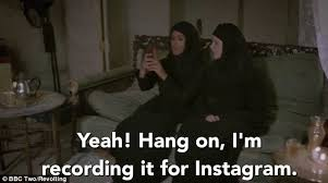 bbc comedy sketch real housewives of isis sparks fury among