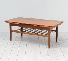 danish teak metamorphic coffee table by trioh u2013 arc