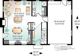 rustic cabin floor plans house plan w2951 detail from drummondhouseplans