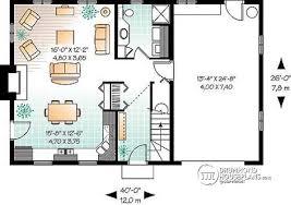 rustic cabin floor plans house plan w2951 detail from drummondhouseplans com