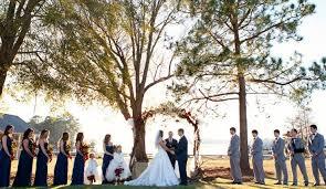 Outdoor Wedding Venues In Georgia Lake Blackshear Resort U0026 Golf Club Wedding Venues In North Georgia