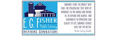 eg home e g fisher public library