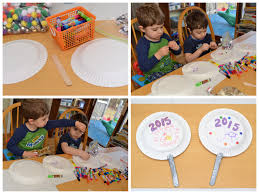 new year kids crafts part 47 how to make new yearu0027s eve