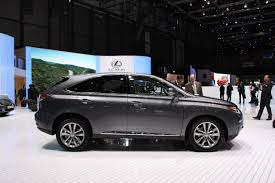 2013 lexus suv hybrid review lexus rx 450h news and reviews autoblog