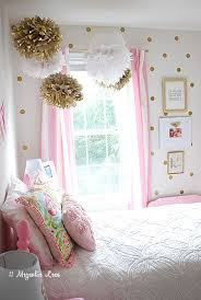 Ideas For Small Girls Bedroom Best 25 Pink Gold Bedroom Ideas On Pinterest Pink And Gold