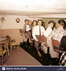 festivity parties house party in the basement usa 1950s bar