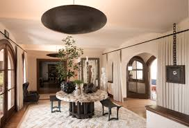 Latest Ceiling Design For Living Room by A Look Inside Wattles Mansion U0027s 2017 Design Showcase Curbed La