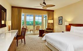 Guest Room Ocean View Guest Room The Westin Dawn Beach Resort U0026 Spa