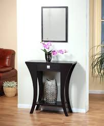 media console with glass doors console tables console cabinet with mirrored glass door curio