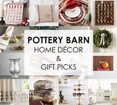 holiday decor u0026 gift ideas pottery barn edition all my favorites