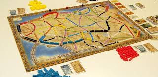 africa map review review ticket to ride finds success in the hear of africa