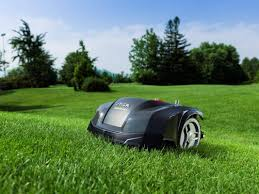 robotic mowers a growing market