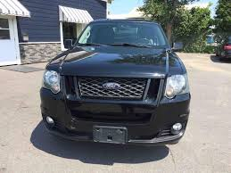 2009 Ford Explorer Used 2009 Ford Explorer Sport Trac Adrenalin In Granby Used