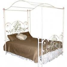 Iron Canopy Bed Corsican Furniture Corsican Iron Furniture Rosenberry Rooms