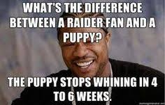 Raider Hater Memes - haha raider hater b my blue and orange pinterest raiders
