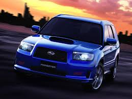 2005 subaru forester road car pictures 2005 subaru forester sti
