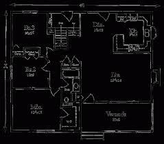 1200 Square Foot House Plans 1200 Sq Ft House Floor Plans Bungalow Floor Plans Uk