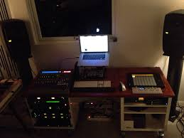 Producer Studio Desk by