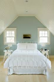 apartments white rod iron bed also by paint colors for small