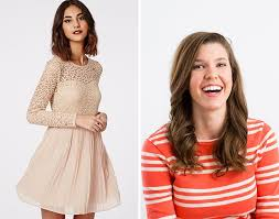 10 party dresses holiday hairstyles to go with u0027em brit co