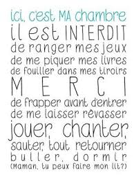 c ma chambre affiche ici c est ma chambre messages humor and room