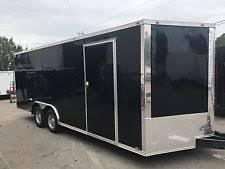 Cargo Trailer Awning Cargo Heavy Equipment Trailers Ebay