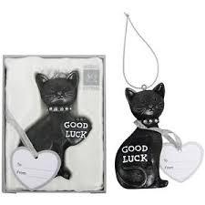 Wedding Keepsake Gifts Lucky Black Cat Wedding Keepsake Gifts For The Bride Tradition