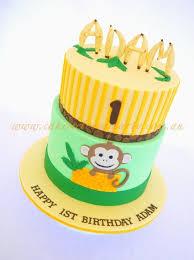 263 best cakes monkeys images on pinterest monkeys monkey and