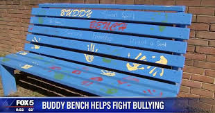 What Is Bench Work Eagle Scout U0027s Buddy Bench Fights Bullying Promotes Autism Awareness