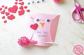 kids valentines cards owl valentines cards kids can make kids activities