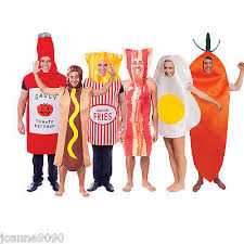 Tomato Halloween Costume Ketchup Halloween Costume Collection Ebay