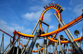 Six Flags In California Address Best Amusement Parks In Los Angeles And Southern California