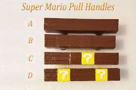Super Mario Home Decor by Custom Mario Brick Block Pull Handle Super Mario Bros Nintendo