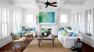 Popular Living Room Furniture 50 Ways To Decorate With Turquoise Coastal Living