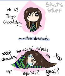 Memes De Chocolate - skat s stuff para los amantes del chocolate meme by saterin