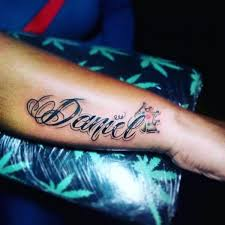 99 popular collection of name tattoos